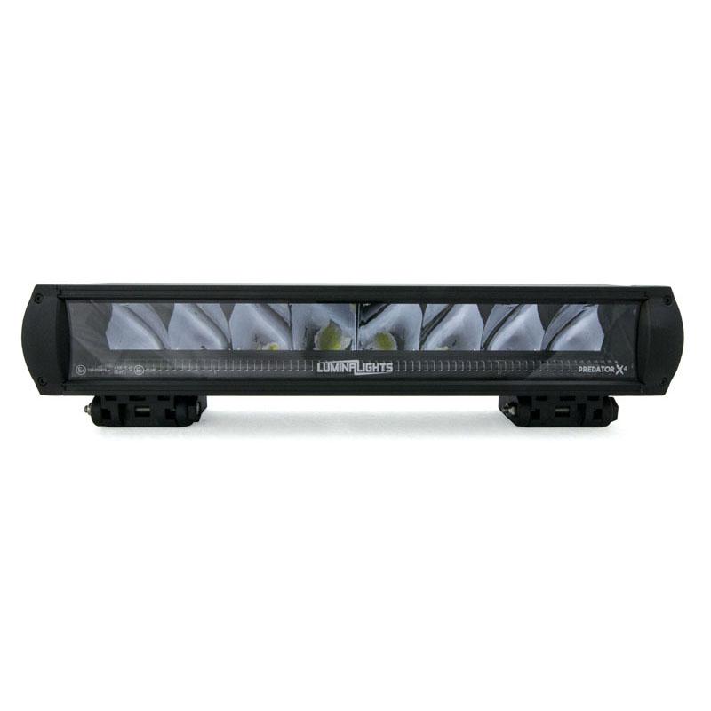 LED Auxiliary Light Bar, 80W Predator X4 - Lumise eu webstore